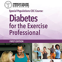 Special Populations-Diabetes for the Exercise Professional